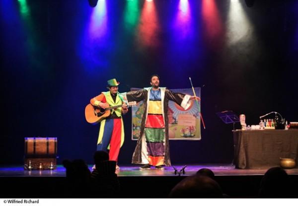 Le magicien des couleurs