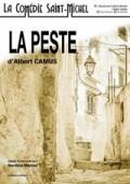 Affiche La peste - Comédie Saint-Michel