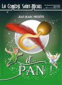 Affiche Peter Pan - Comédie Saint-Michel