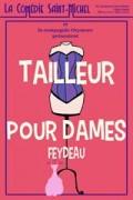 Affiche Tailleur pour dames - Comédie Saint-Michel