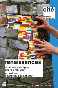 Exposition Renaissances à la Cité des Sciences et de l'Industrie