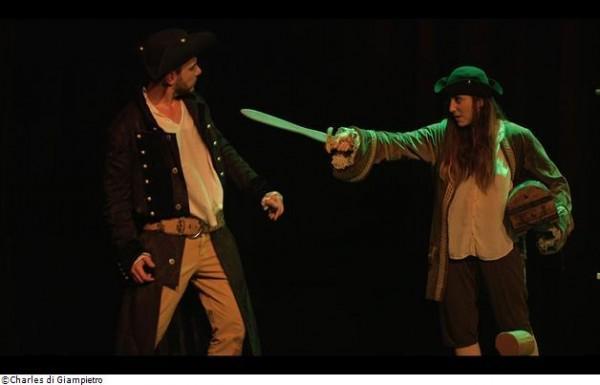 Le pirate et la princesse