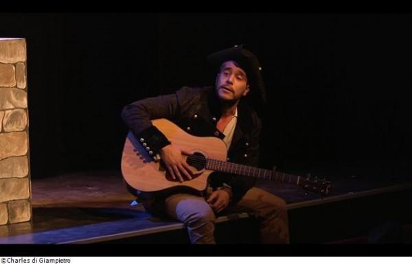 Un guitariste