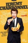 Affiche Jérémy Charbonnel - Spectacle Sans Gluten - Le Point Virgule