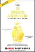 Affiche Le bourgeois gentilhomme - Le Grand Point Virgule