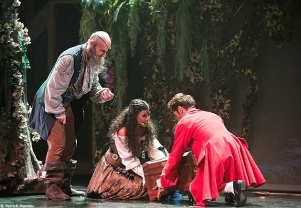 Pirates : trois interprètes