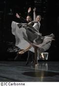Affiche Angelin Preljocaj - Le Lac des cygnes - Chaillot – Théâtre National de la Danse