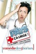 Affiche Benjamin Pays - Ça urge ! - Comédie des Trois Bornes