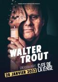Walter Trout au Café de la Danse