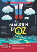 Affiche Le magicien d'Oz - Théâtre de verdure du Jardin Shakespeare