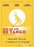 Affiche Sur un air de tango - Studio Hébertot