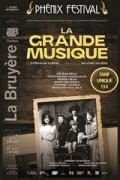 Affiche La grande musique - Théâtre La Bruyère