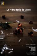Affiche La ménagerie de verre - Théâtre L'Essaïon