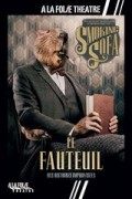 Affiche Le Fauteuil, impro avec Smoking Sofa - À la Folie Théâtre