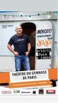 Affiche Moscato complètement jojo - Théâtre du Gymnase