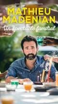 Affiche Mathieu Madenian - Spectacle familial - La Cigale
