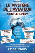 Affiche Saint-Exupéry, le mystère de l'aviateur
