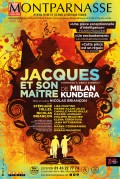 Jacques et son Maître - Hommage à Denis Diderot au Théâtre Montparnasse