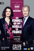 Ces femmes qui ont réveillé la France au Théâtre de la Gaîté-Montparnasse - Affiche