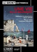 Affiche Une vie - Guichet-Montparnasse