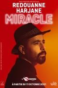 Affiche Redouanne Harjane - Miracle - L'Européen