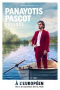 Affiche Panayotis Pascot - L'Européen