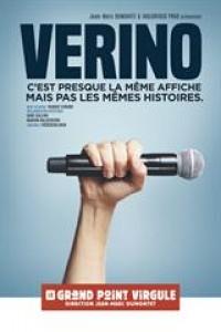 Affiche Vérino - Théâtre du Casino