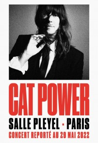 Cat Power salle Pleyel