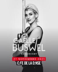 Gaëlle Buswel au Café de la Danse