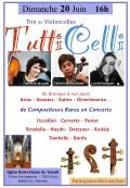 Nathalie Jacquet, Catherine Hausfater et Lucile Fauquet en concert