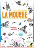Affiche La mouche - Théâtre Darius Milhaud