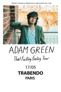 Adam Green au Trabendo