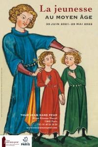 Exposition La Jeunesse au Moyen Âge à la Tour Jean sans Peur