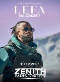 Lefa au Zénith de Paris