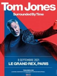 Tom Jones au Grand Rex