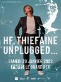 Hubert-Félix Thiéfaine au Grand Rex