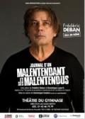 Affiche Journal d'un malentendant et ses malentendus - Théâtre du Gymnase