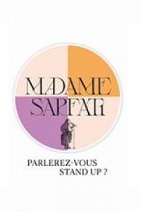 Affiche Madame Sarfati Comedy Club - Madame Sarfati