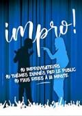 Affiche impro ! - Théâtre Le Bout