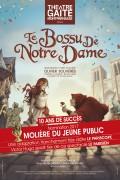 Affiche Le Bossu de Notre Dame - Théâtre de la Gaîté-Montparnasse