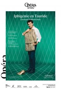 Affiche Iphigénie en Tauride - Opéra Garnier