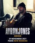 Ayron Jones au New Morning