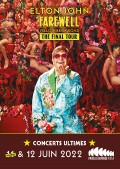 Elton John à La Défense Arena
