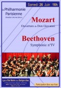 La Philharmonie parisienne en concert