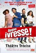 Affiche Bonjour Ivresse ! - Théâtre Trévise
