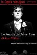 Affiche Le portrait de Dorian Gray - Comédie Saint-Michel
