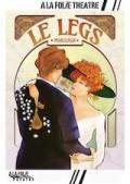 Affiche Le legs - À la Folie Théâtre