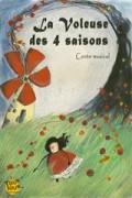 Affiche La voleuse des 4 saisons - Aktéon Théâtre