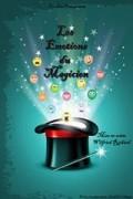 Affiche Les émotions du magicien - Aktéon Théâtre