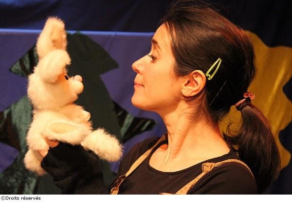 Lola et le lapin